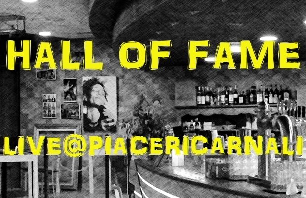 piaceri carnali - hall of fame